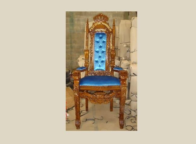 הוד והדר -כסאות לבתי כנסת