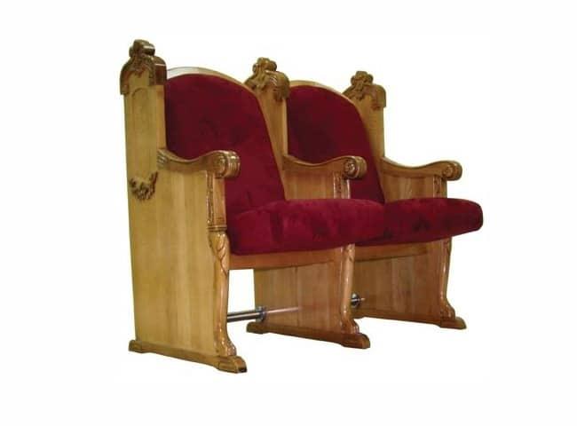 כיסאות מעוצבים לבית כנסת