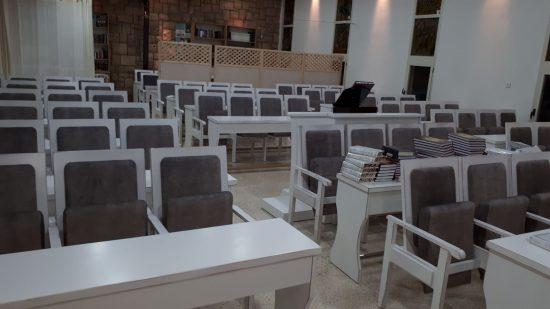 שולחנות וכיסאות ניצן